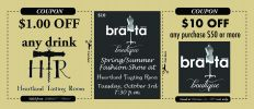 Brata Fashion Show Tickets